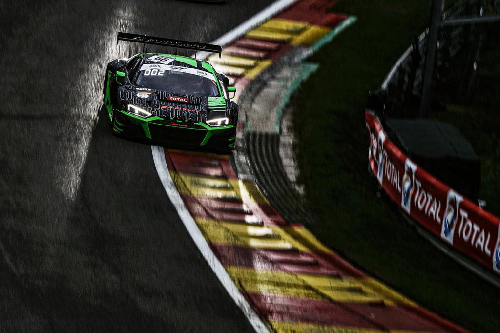 GTWC Europe | Sfugge la vittoria ad Audi alla 24 Ore di Spa, podio per Attempto