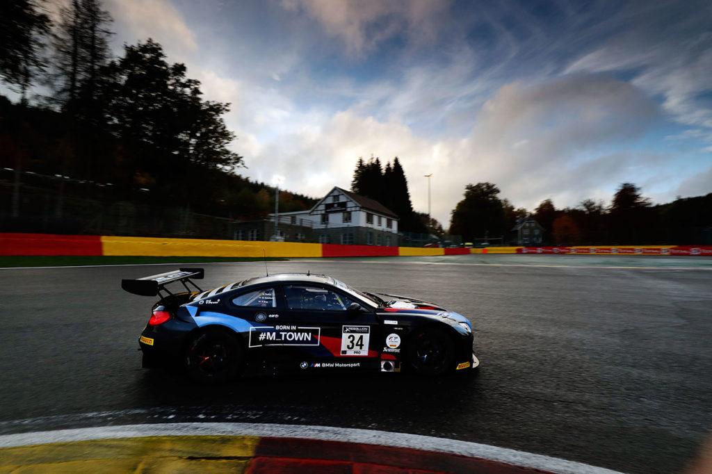 GTWC Europe | Due incidenti mettono fuori gioco BMW alla 24 Ore di Spa
