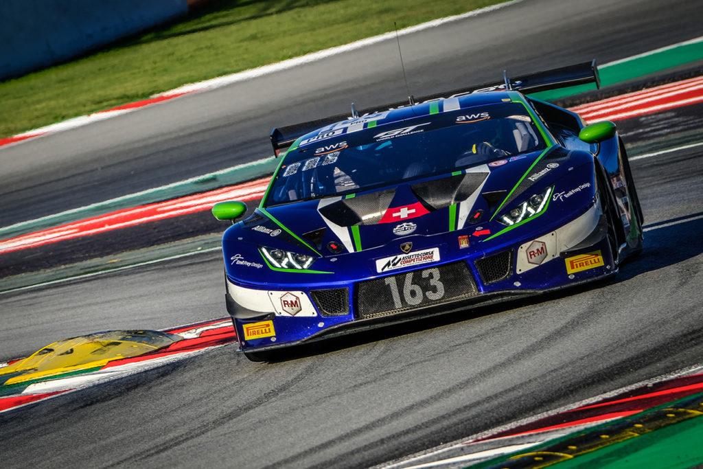 GTWC Europe | Barcellona, Gara 2: Costa-Altoè si ripetono con la Lamborghini di Emil Frey [AGGIORNAMENTO]