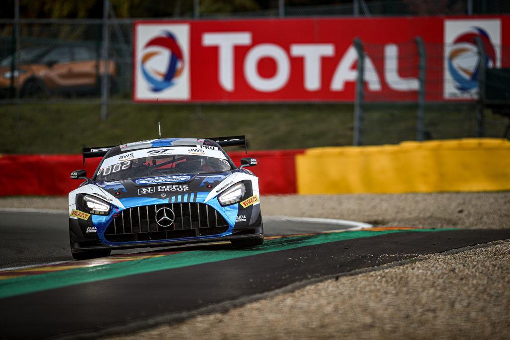 GTWC Europe | 24 Ore di Spa, Super Pole: Marciello porta in pole Mercedes-AMG e AKKA ASP
