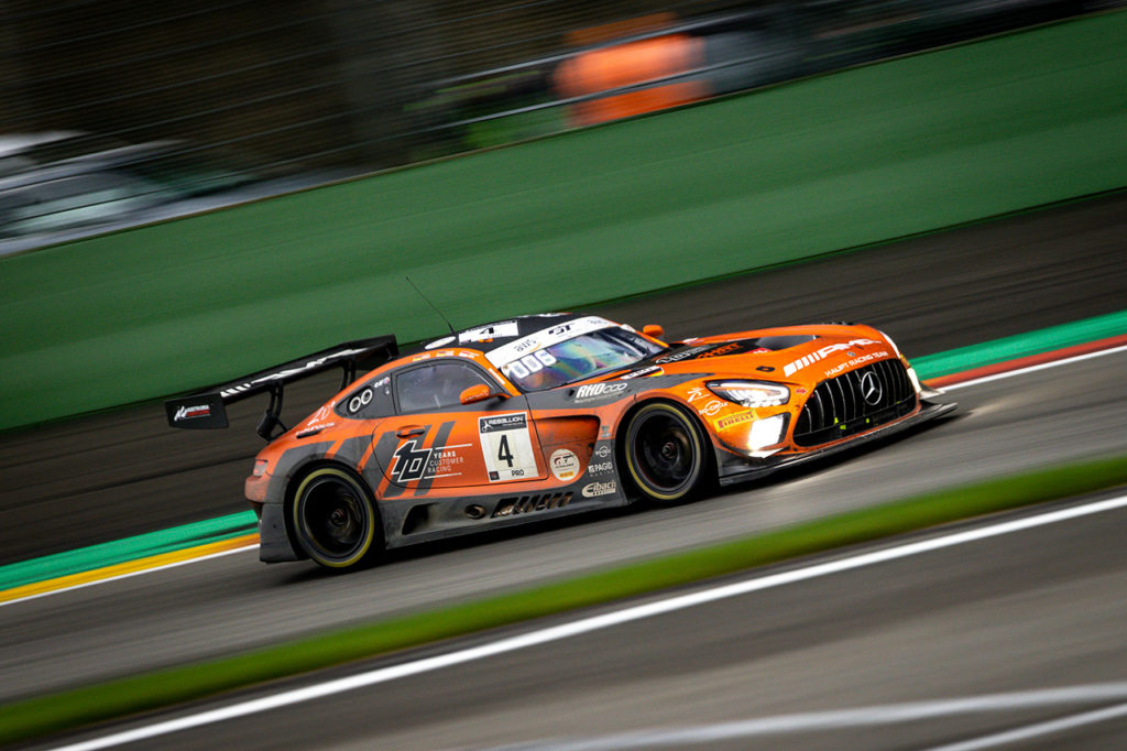 GTWC Europe | Occasione sprecata per Mercedes-AMG alla 24 Ore di Spa, doppietta in Silver Cup