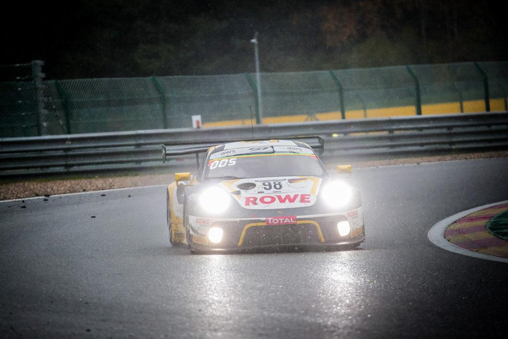 GTWC Europe   24 Ore di Spa, Finale: strepitosa vittoria di Porsche con Vanthoor-Tandy-Bamber