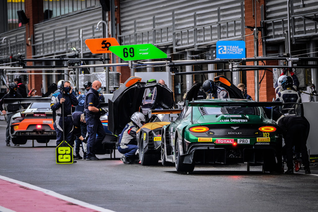 GTWC Europe   56 auto confermate nell'entry list provvisoria per la 24 Ore di Spa
