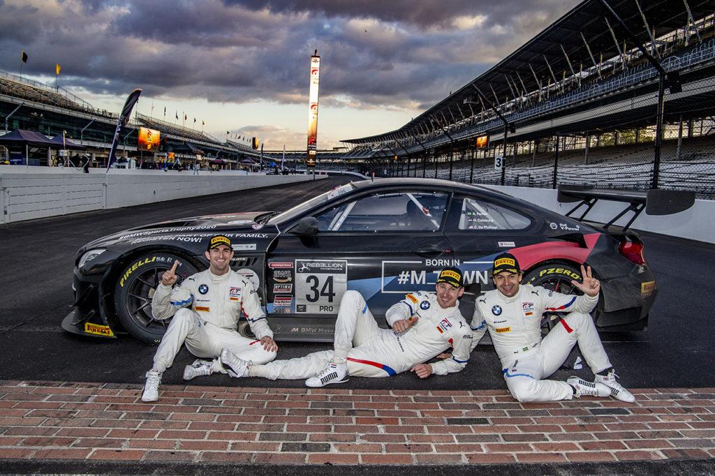 IGTC | 8 Ore di Indianapolis, Gara: dominio di BMW con Catsburg-Farfus-De Philippi