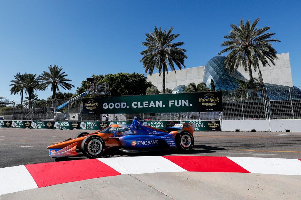 IndyCar | St. Petersburg, Gara: vittoria inutile per Newgarden, sesto titolo per Dixon