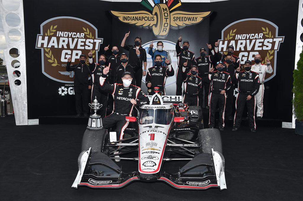 IndyCar | Harvest GP, Gara 1: prova di forza di Newgarden, riaperto il campionato