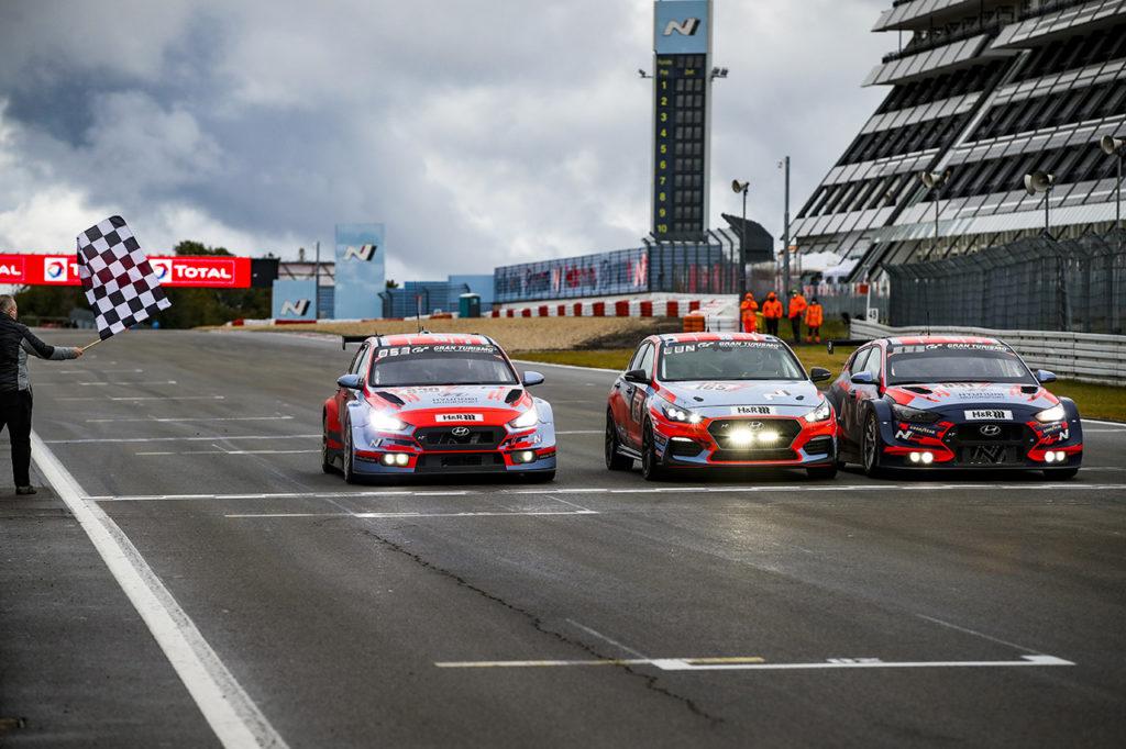 NLS | Una vittoria e un podio di classe per Hyundai alla 24 Ore del Nurburgring