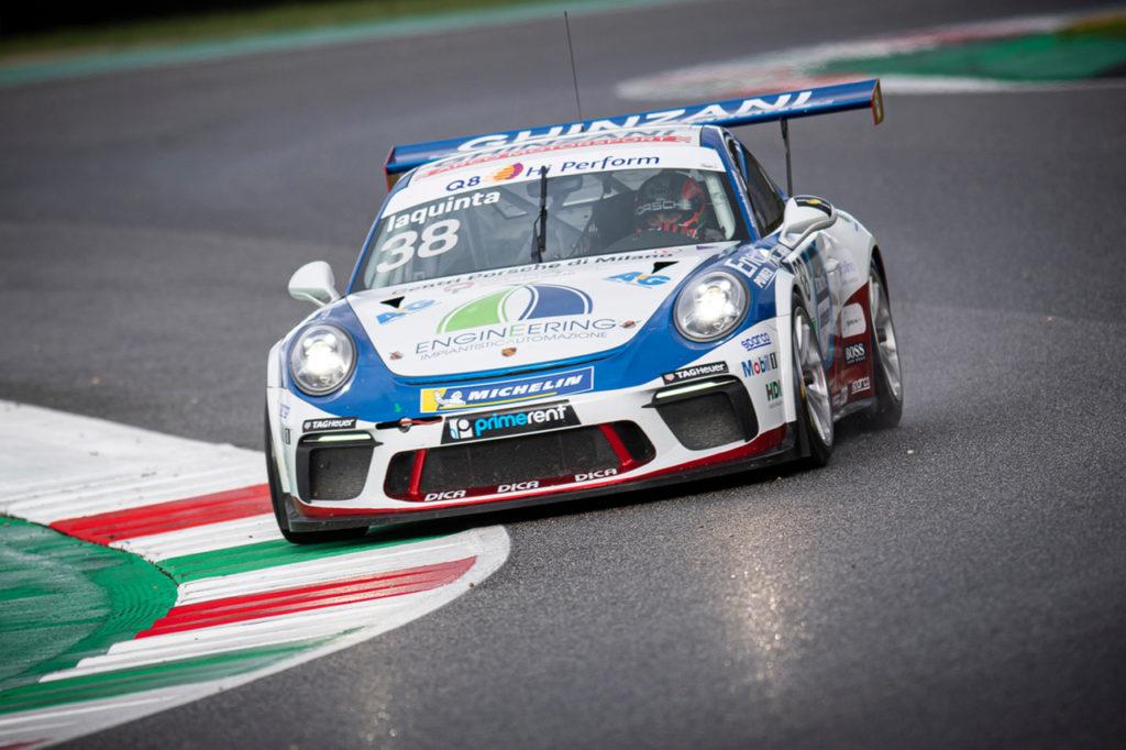 Porsche Carrera Cup Italia | Mugello (2), Gara 1 e 2: Cerqui e Iaquinta si dividono le vittorie