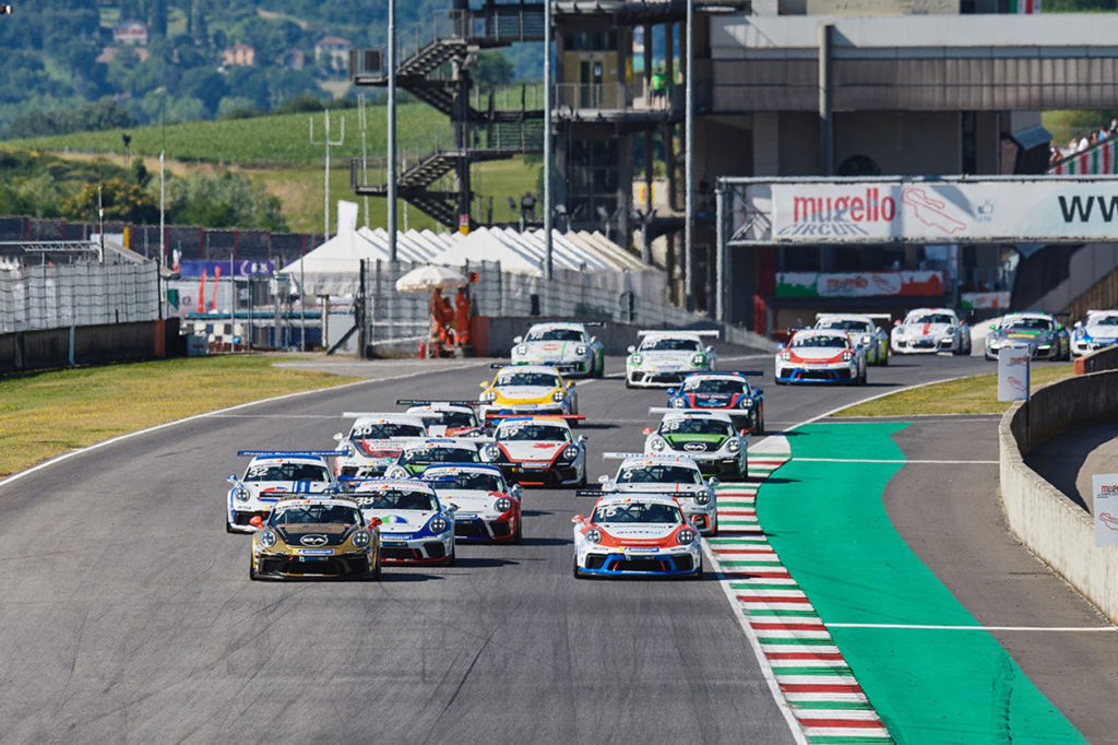 Porsche Carrera Cup Italia   Mugello (2) 2020: anteprima e orari del weekend
