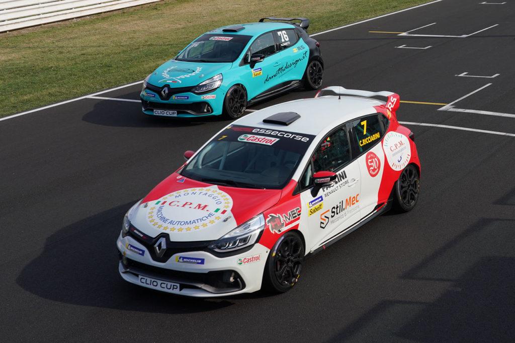 Clio Cup Italia | Monza 2020: anteprima e orari del weekend