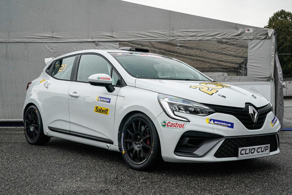 Clio Cup Italia | Presentata la nuova Renault Clio Cup 5 a Monza, pronta al debutto nel 2021