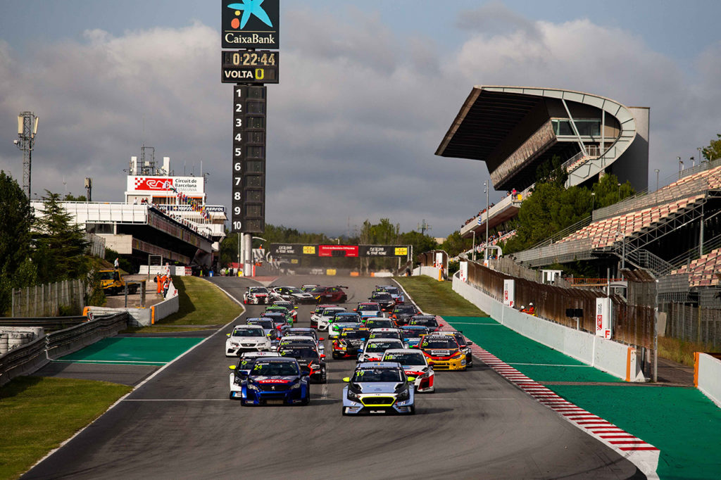 TCR Europe | Barcellona 2020: anteprima e orari del weekend