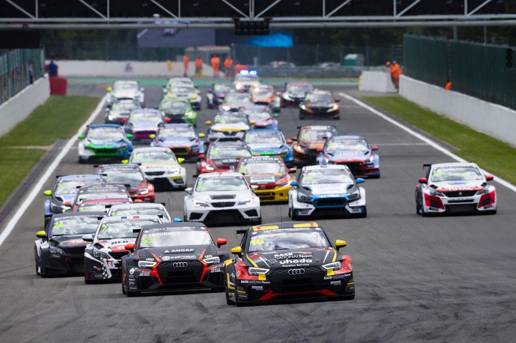 TCR Europe | Spa-Francorchamps 2020: anteprima e orari del weekend