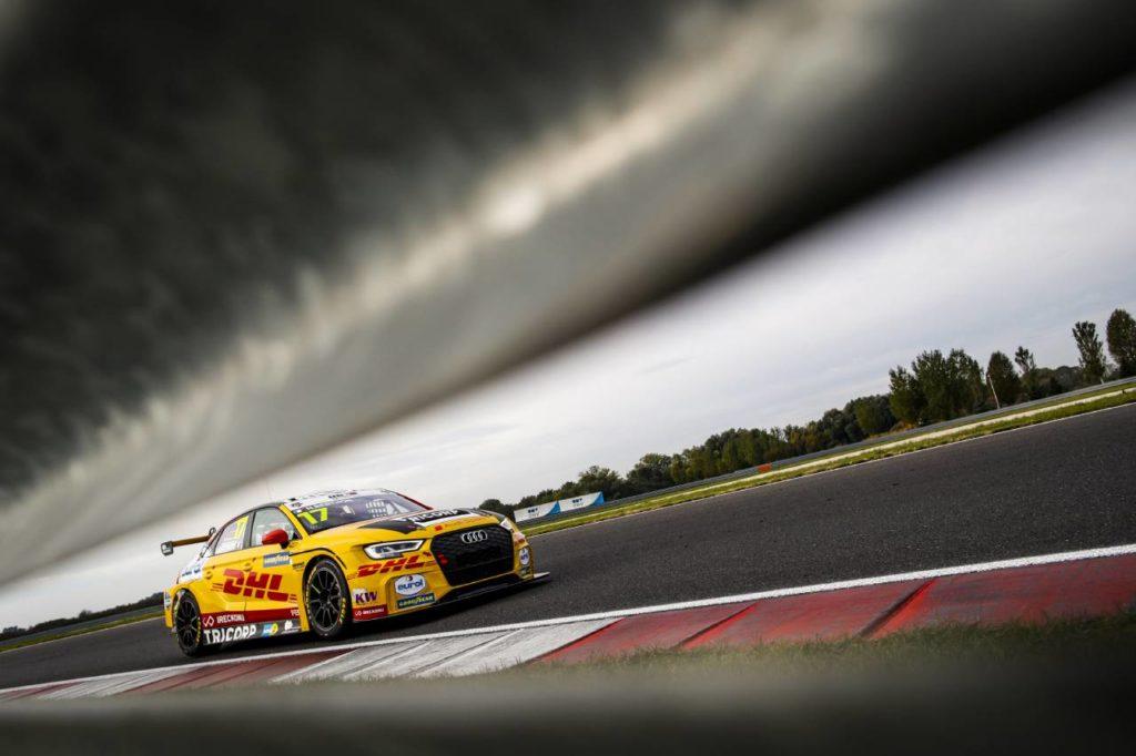 WTCR | Slovakia Ring, Qualifiche: di nuovo Berthon in pole con l'Audi di Comtoyou