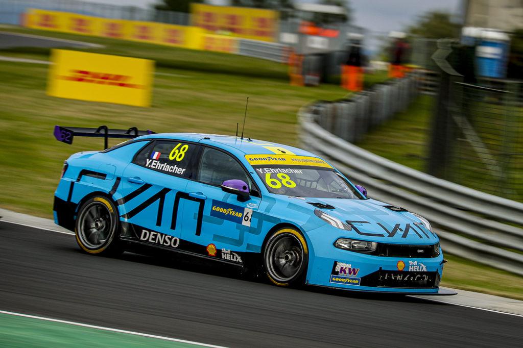 WTCR | Hungaroring, Gara 2: doppietta Lynk & Co con Ehrlacher-Muller