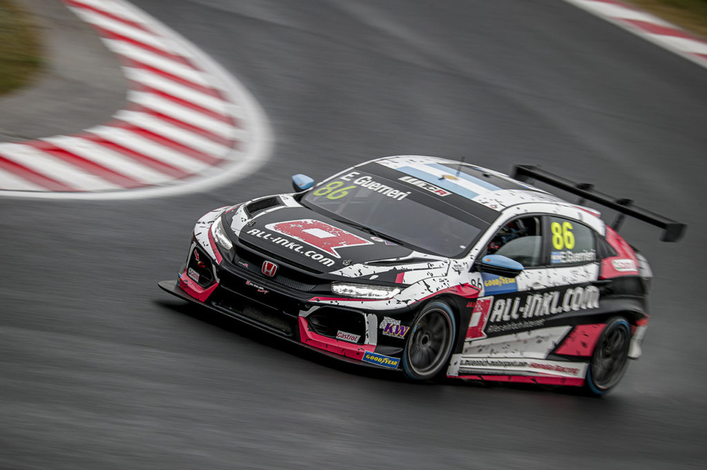 WTCR | Hungaroring, Qualifiche: doppia pole position per Guerrieri e Honda