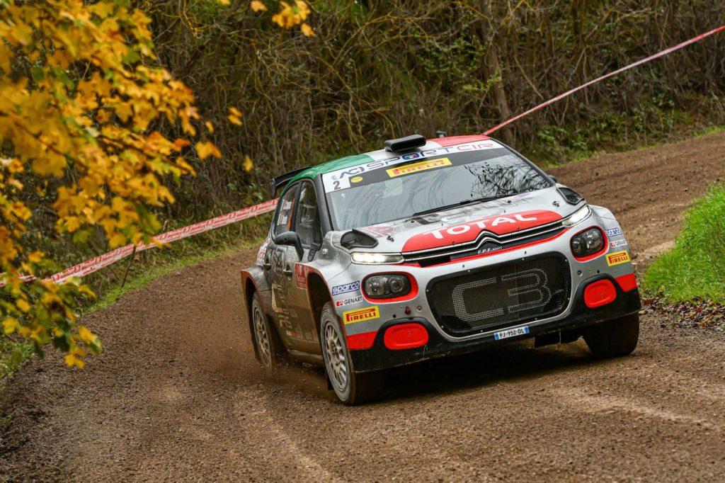 Tuscan Rewind 2020, Andrea Crugnola e Pietro Ometto campioni italiani rally 2020. Bulacia conquista il CIRT, fuori Basso e Campedelli
