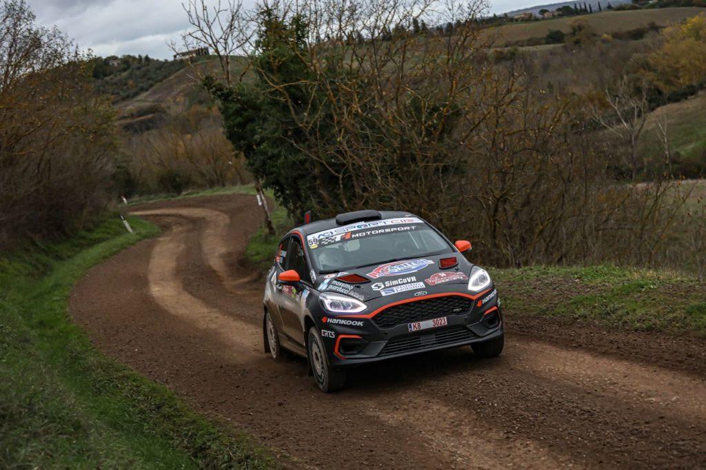 Ford Racing celebra i titoli Costruttori nel CIR Due Ruote Motrici e con Campanaro-Porcu. E M-Sport presenta la sua nuova generazione rally