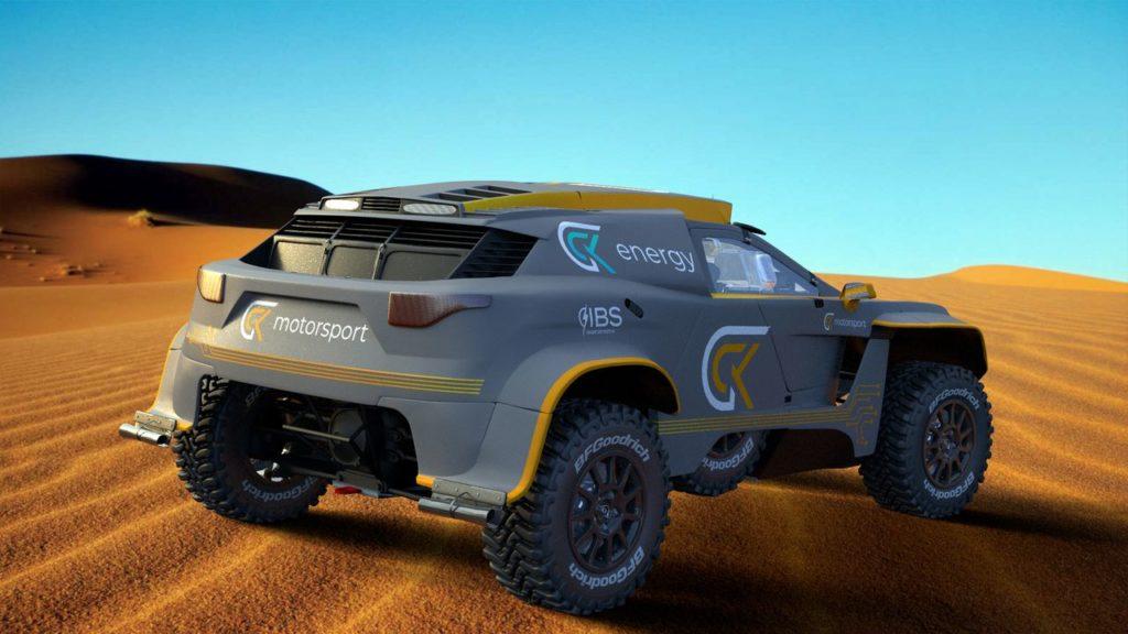 Dakar | La GCK Motorsport di Chicherit lavora per lanciare un veicolo ad idrogeno nell'edizione 2024
