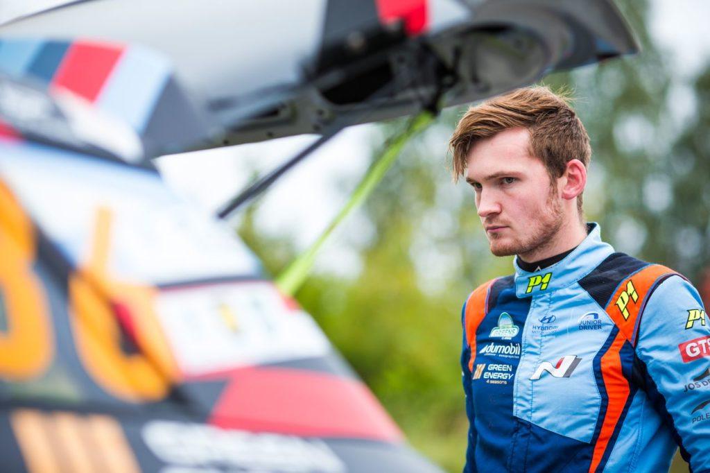 ERC | Gregoire Munster pronto per il debutto al Rally Ungheria. Ma il compagno di squadra Gryazin annulla la partecipazione