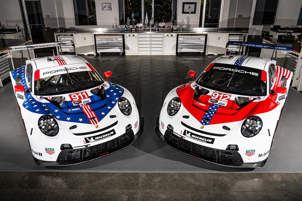 IMSA | Porsche saluta il campionato con due livree speciali per la 12 Ore di Sebring