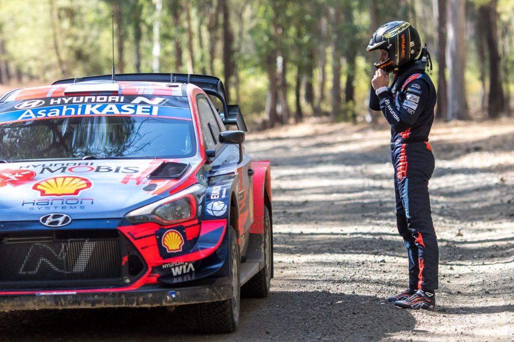 WRC | Ott Tanak chiede un piano per salvare il campionato 2021