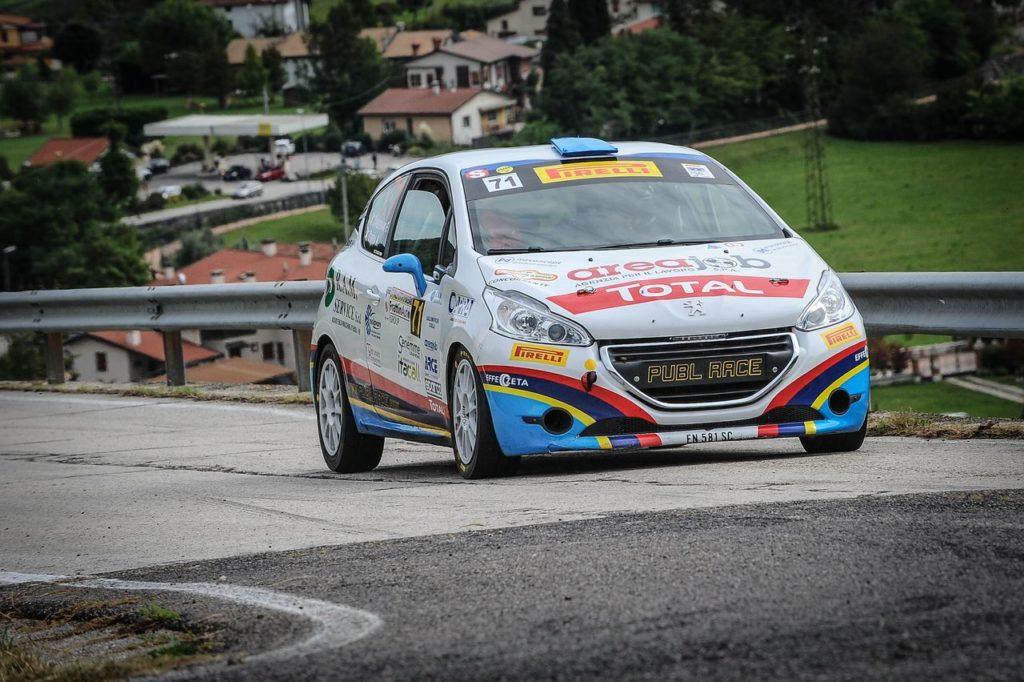 Peugeot Competition | 208 Rally Cup Pro, salta l'Appennino Reggiano: Zorra eletto campione 2020