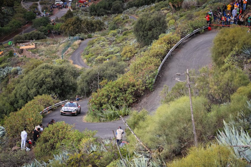 ERC | Rally Isole Canarie, la start list tra la lotta per i titoli ed i ritorni di Mikkelsen ed Ingram