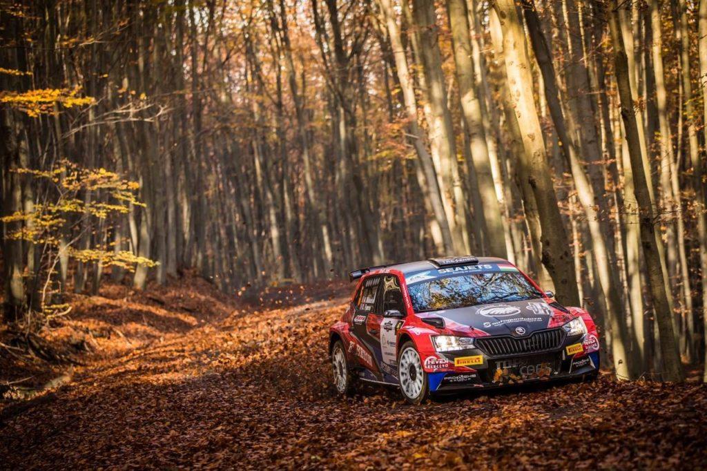 ERC | Mikkelsen vince il Rally Ungheria, Munster migliore tra i piloti del campionato europeo