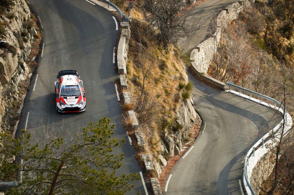 WRC | Rallye Monte Carlo 2021, modifiche al percorso. Salta il Col de Turini