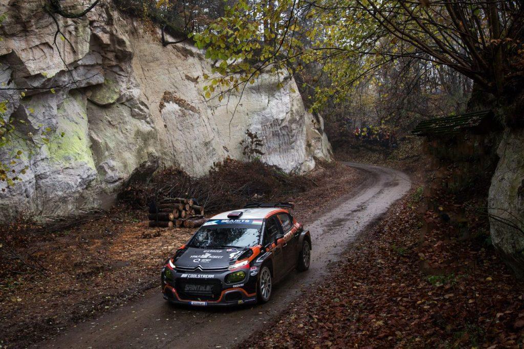 ERC | Cancellato lo Spa Rally: la stagione si chiude alle Canarie