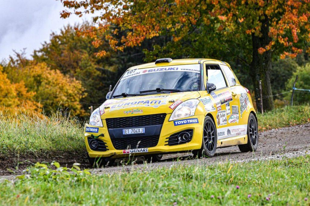 Suzuki Rally Cup 2020, il bilancio di stagione. E Goldoni si gioca il titolo CIR R1