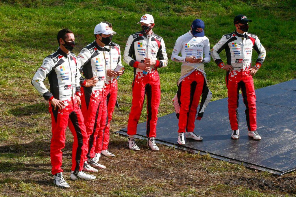 WRC | ACI Rally Monza, una poltrona per due in casa Toyota: Evans ed Ogier rivali in casa per il titolo