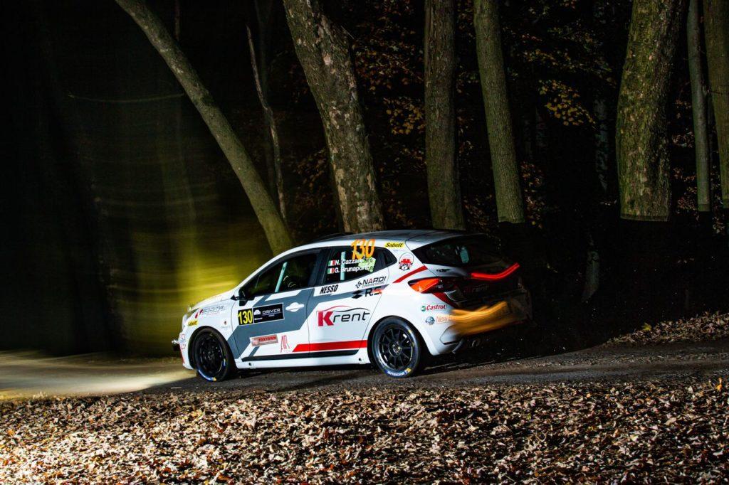 Trofei Renault Rally | Chiusura della stagione a Como con gli ultimi verdetti