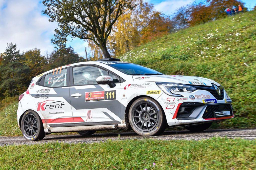 Trofei Renault Rally   Ultimo atto di stagione al Trofeo ACI Como