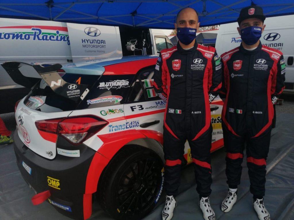 Fourmaux vince il Trofeo ACI Como, ma Andrea Nucita trionfa nella Finale della Coppa Rally di Zona