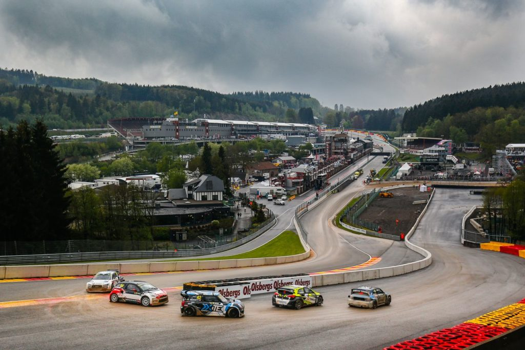 WRX | Salta il World RX di Spa in Belgio