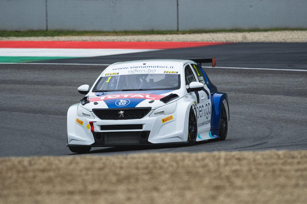ATCC | Doppio centro per Arduini e Bodega con la Peugeot al Mugello