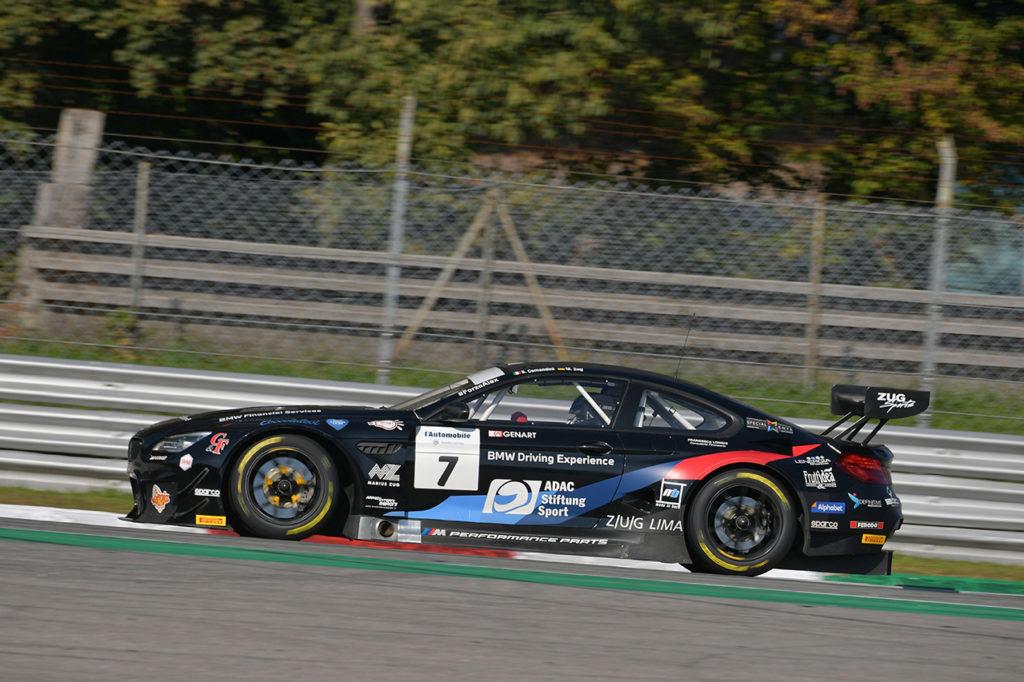 CIGT | BMW Team Italia a caccia del titolo Endurance con Comandini e Zug a Monza