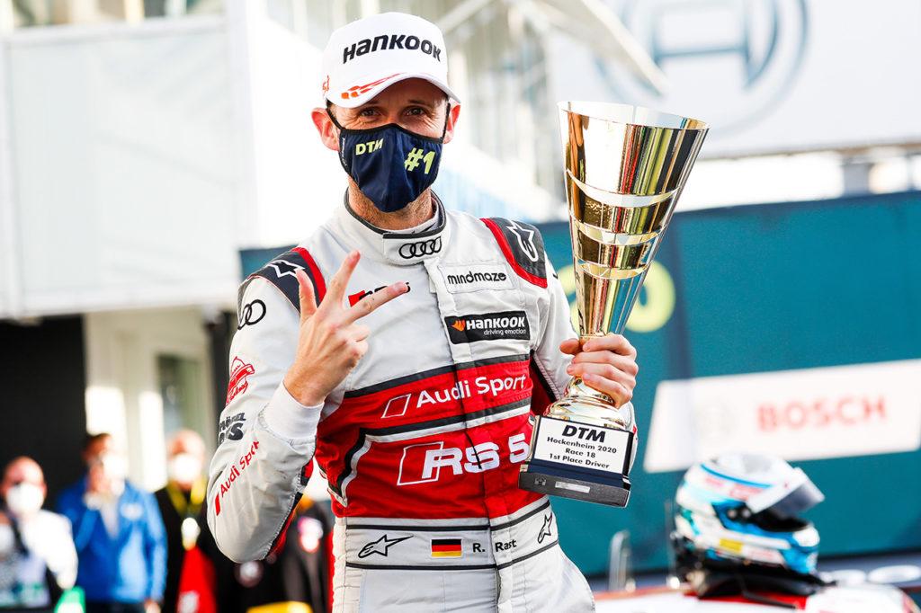 DTM | Audi conquista il titolo 2020 con René Rast e il Team Rosberg