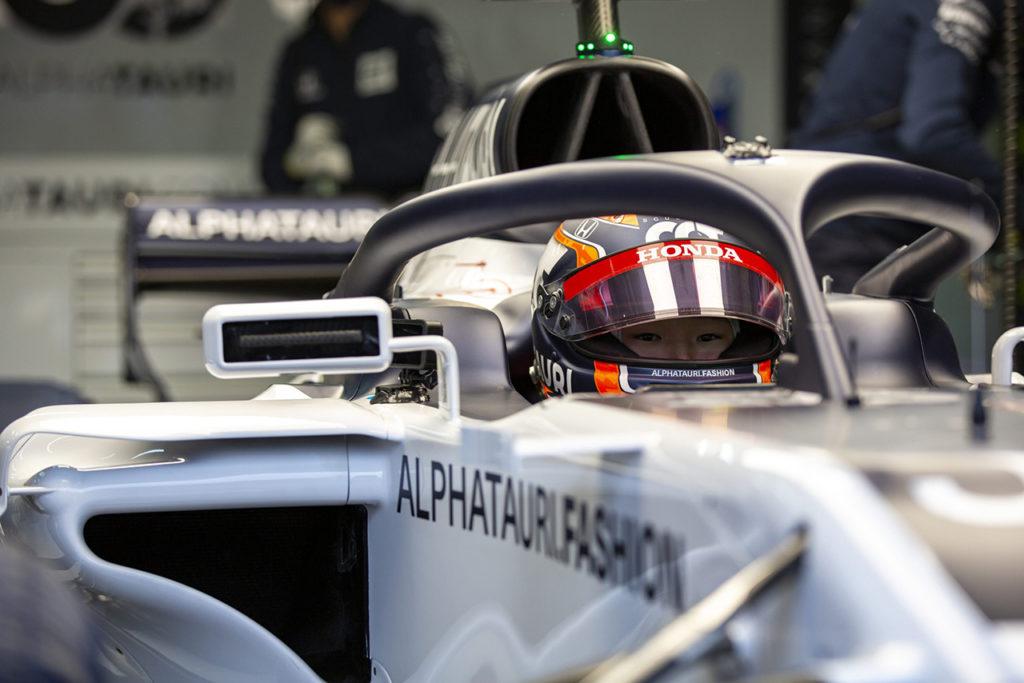 FIA F2 | Battesimo di fuoco per Tsunoda su una Formula 1: completati i test a Imola con AlphaTauri