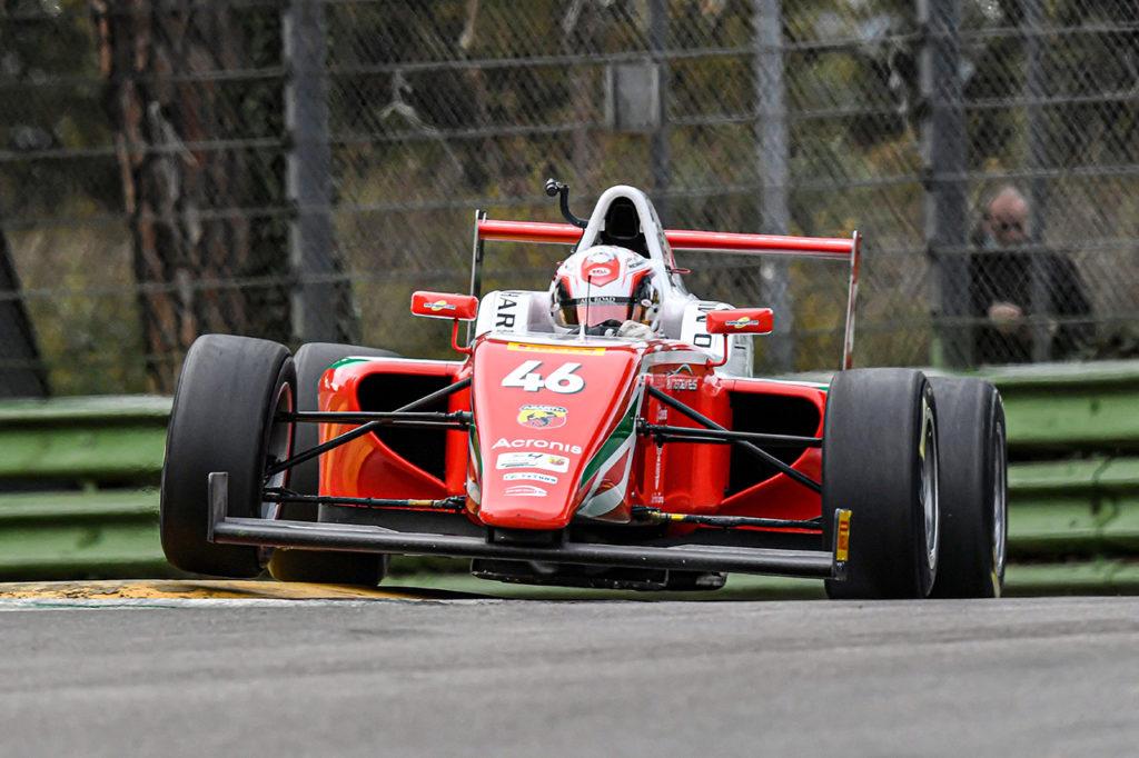 F4 Italia   Imola (2), Gara 3: Minì si laurea campione con Prema. Crawford vince con VAR