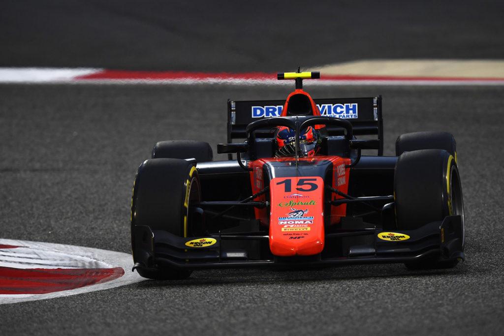 FIA F2 | Sakhir, Gara 1: Drugovich vince beffando Ilott, Schumacher è quarto