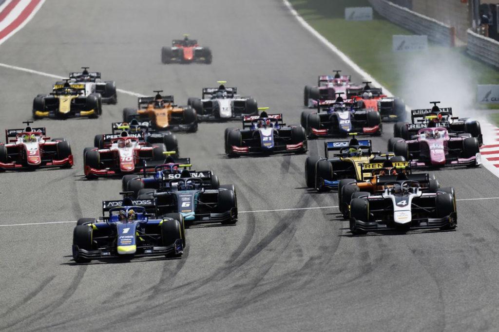 FIA F2 | Sakhir 2020: anteprima e orari del weekend