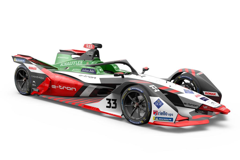 Formula E | Audi svela la nuova e-tron FE07 per la stagione 2020-21