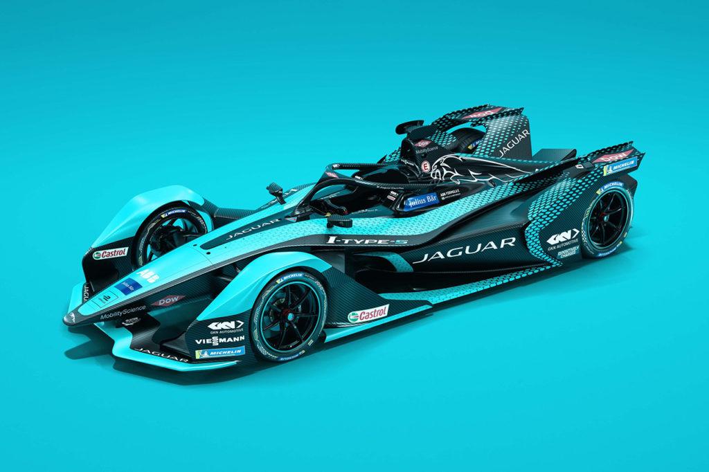 Formula E | Jaguar a caccia del titolo con la nuova I-Type 5 e con la coppia Evans-Bird