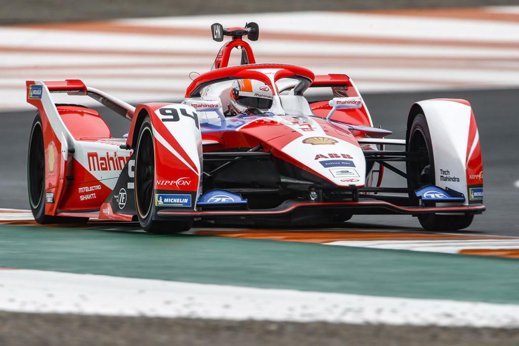 Formula E | Test Valencia, Giorno 2: Lynn svetta al pomeriggio con Mahindra