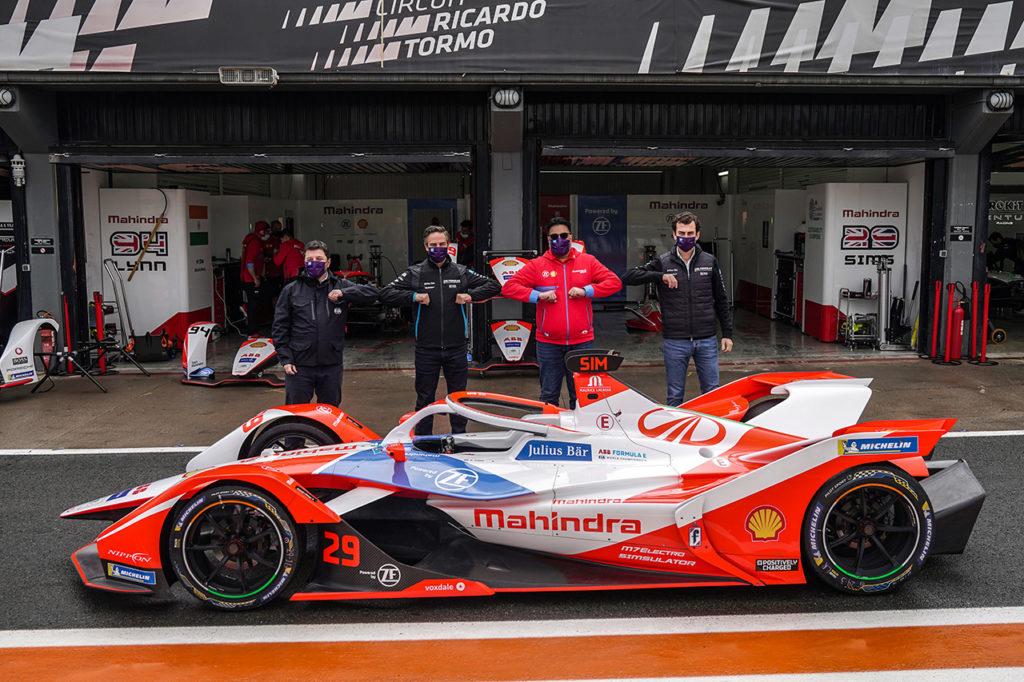 Formula E | Mahindra prima iscritta alla stagione 2022-23 con la futura Gen3