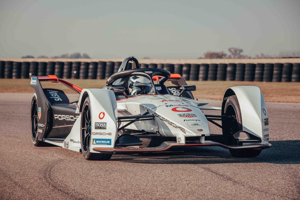 Formula E | Porsche si prepara alla nuova stagione, test a Valencia in programma questo weekend