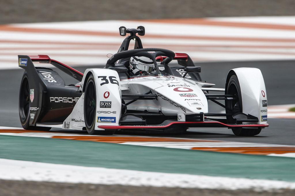 Formula E | Test Valencia, Giorno 1: Lotterer il più veloce al pomeriggio con Porsche